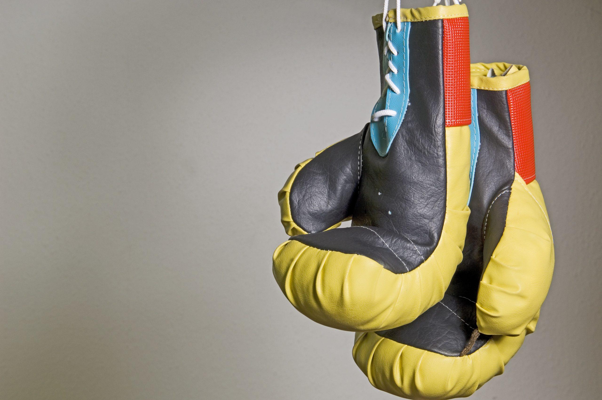 boxhandschoen